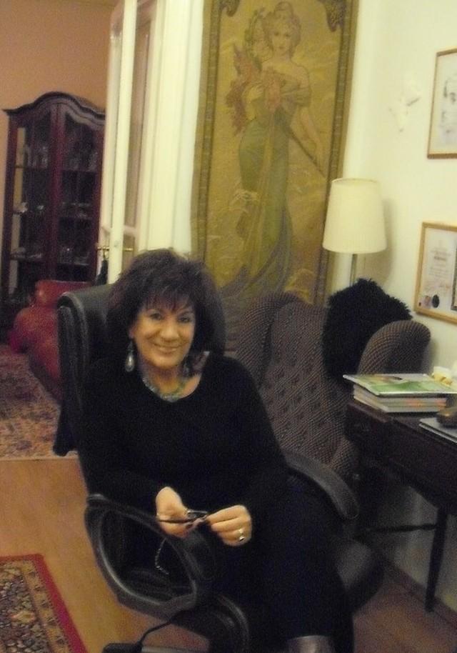 Szabó Mária terápeuta